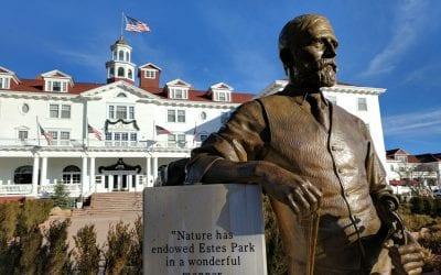 F.O. Stanley, the Father of Estes Park